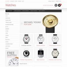 watches templates templatemonster