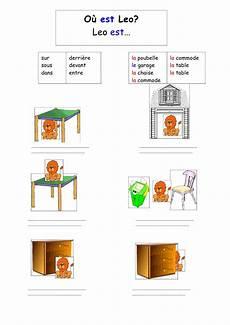 french o 249 est leo worksheet