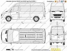 Mercedes Sprinter Dimensions Images Just Dreamin
