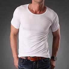 rl brand natrual modal fitness t shirt slim fit o neck
