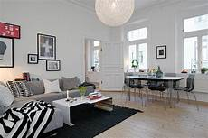 Home Decor Ideas Apartments by Swedish Apartment Boasts Exciting Mix Of And New