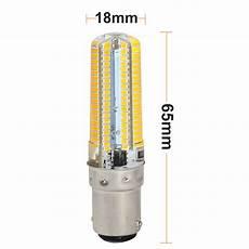 mengsled mengs 174 b15d 7w led light 152x 3014 smd led bulb