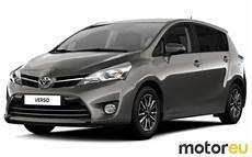 Toyota Verso 1 8 147 Ps 2013 2018 Technische Daten