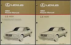 free auto repair manuals 1993 lexus sc engine control 1992 1993 lexus ls400 and sc400 automatic transmission repair manual original
