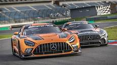 mercedes 2020 amg gt4 2020 mercedes amg gt3 on track with gt4 motortrend