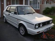 how to fix cars 1989 volkswagen golf security system 1989 volkswagen golf 1 8 gti cabriolet convertible cab white