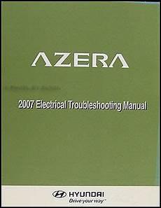 auto repair manual online 2007 hyundai azera electronic valve timing 2007 hyundai azera electrical troubleshooting manual original