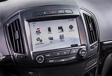 Navi 900 Intellilink Im Opel Insignia Home Page Wird