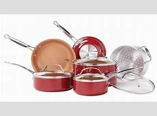 The Best Ceramic Cookware Sets in 2019   Kitchen & Cooking