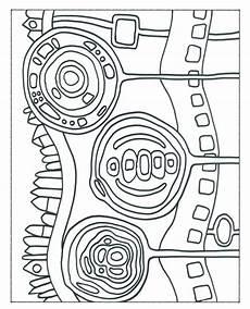 Malvorlage Hundertwasser Haus 23 Best Hundertwasser Project For Images On