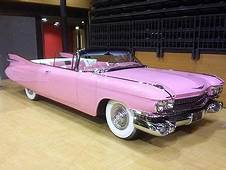 Pink Cadillac Convertible Would Love To Have This