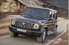 Endlich Die Neue Mercedes G Klasse Ist Da