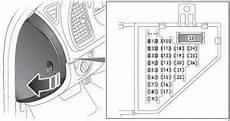 automotive service manuals 2003 saab 42072 instrument cluster saab 9 3 2003 2012 fuse box diagram auto genius