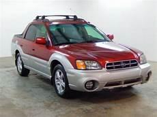 manual cars for sale 2003 subaru baja regenerative braking sell used 2003 subaru baja ldt in 906 lebanon st monroe ohio united states for us 9 994 00