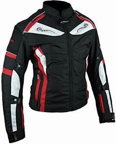 heyberry damen motorrad jacke motorradjacke textil schwarz