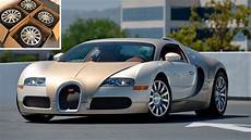 Consider This Set Of Lightly Used Bugatti Veyron