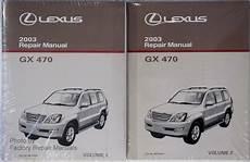 manual repair free 2004 lexus gx transmission control 2003 lexus gx470 original factory shop service repair manual 2 volume set gx 470 factory