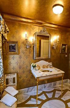 Bathroom Ideas Gold by All That Glitters Is Gold 10 Drop Dead Gold Bathrooms