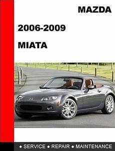 free auto repair manuals 2001 mazda miata mx 5 electronic throttle control mazda mx 5 miata 2006 2009 factory service repair manual download