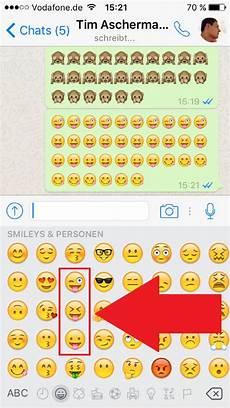 P Smiley Streckt Zunge Raus Die Bedeutung In Whatsapp