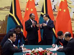 Résultat d'images pour Tonga and Vanuatu join China's Belt and Road