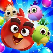Image  Angry Birds POP Red And Hatchlingspng