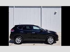 2016 Nissan Rogue SV AWD Black P1285   YouTube