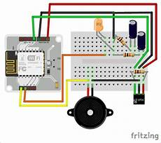 Iot Based Door Security Alarm Controlled By Assistant