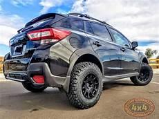 2019 Subaru Xv Crosstrek Black