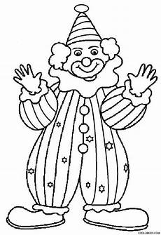 printable clown coloring pages for cool2bkids
