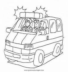 Ausmalbilder Polizei Lastwagen Polizeiauto 1 Gratis Malvorlage In Autos Transportmittel