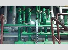Overhaul of piping, hot water recirculation system puts