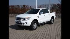ford ranger limited frozen white