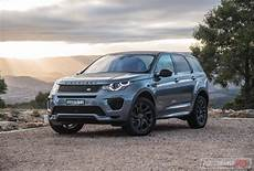 2018 land rover discovery sport si4 se review