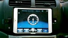 In Car - mini in car dash i mtab app function