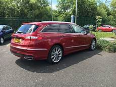 ford mondeo vignale 2017 used 2017 ford mondeo vignale estate for sale in newport