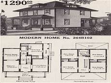 four square house plans modern sears foursquare house plans 1900 1910 foursquare house