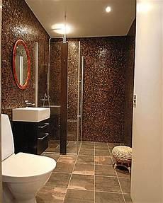brown tiled bathrooms 2017 grasscloth wallpaper