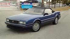 car engine repair manual 1992 cadillac allante transmission control purchase used 1993 cadillac allante rare montana blue mint no reserve in pompano beach