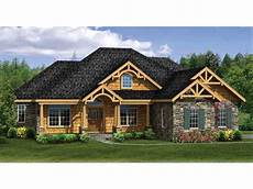 ranch style house plans with walkout basement craftsman ranch finished walkout basement hwbdo house