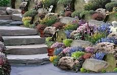Ideen Gestaltung Steingarten - ideen gestaltung steingarten steingarten 60 ideen
