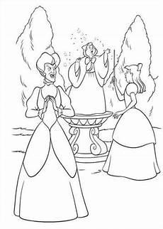 Malvorlagen Cinderella Easy Sch 246 Ne Malvorlage Aschenputtel Auf N De In 2020