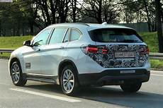Spied Bmw X1 Xdrive 25e In Hybrid Variant On Its Way