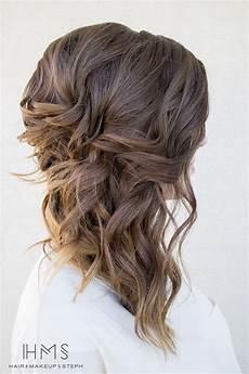 24 medium length wedding hairstyles for 2019