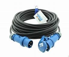 kalle das kabel g 2 5 20 meter verl 228 ngerungskabel