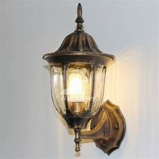outdoor metal wall sconces glass vintage lighting art deco cheap