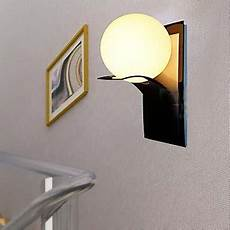 modern globe metal bathroom led wall light l home lighting wall sconce free shipping in led