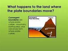 plate boundaries ppt