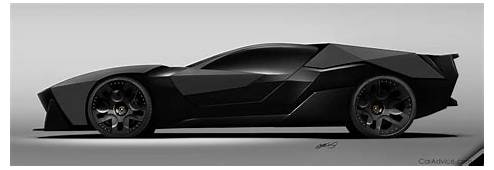Lamborghini Ankonian And Madura Rendered Speculation