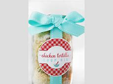 Chicken Tortilla Soup Mix In A Jar   Skip To My Lou